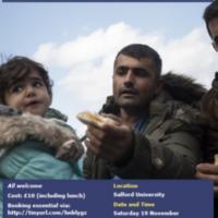 refugee flyer