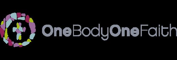 one body one faith logo