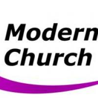modern church logo